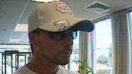 FBI surveillance photo of Glenview-area bank robber