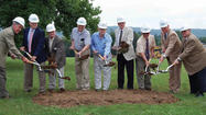Construction will start soon at Quincy Village for 36 apartments for low- to moderate-income senior citizens.