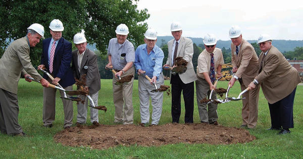 Quincy Village groundbreaking