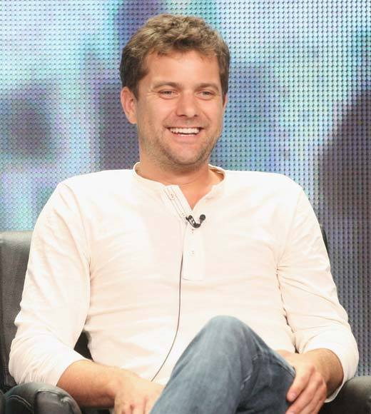 Overheard at 2012 Summer TV Press Tour: I have a major, major man crush on him. -- Joshua Jackson on co-star John Noble.