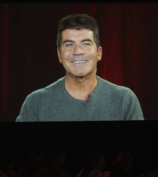 """Seasons 1-8 were good."" -- <b>Simon Cowell</b> on ""American Idol."""