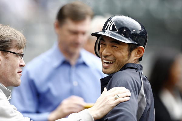 The trade of Ichiro Suzuki to the Yankees could shake up the power structure in baseball.