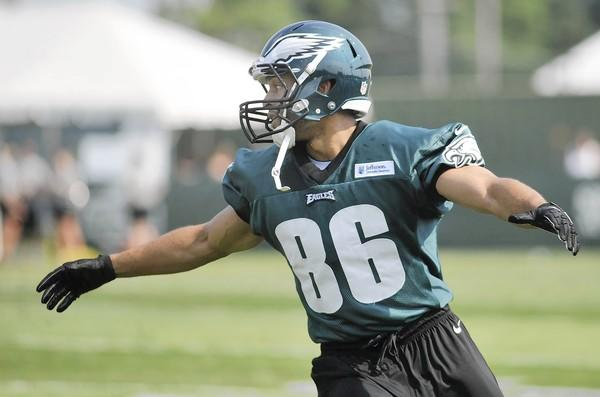 Tiger Jones left the Philadelphia Soul Arena Football League team for a chance to play with the Eagles.