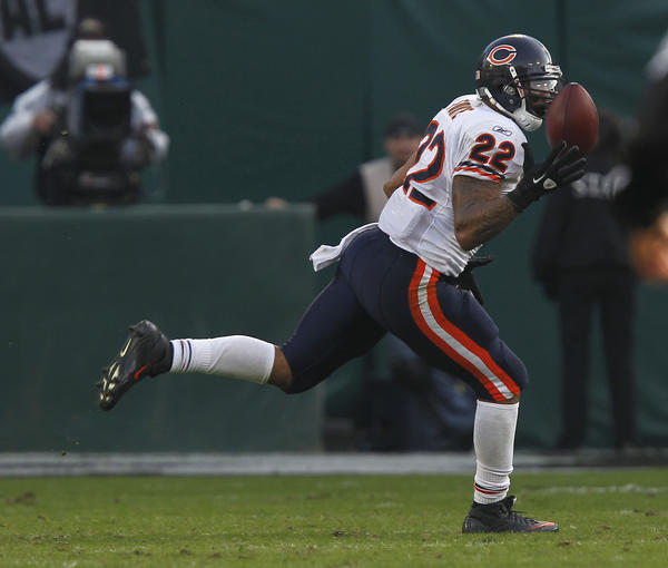 The Bears are finally done with Matt Forte's contract negotiations.