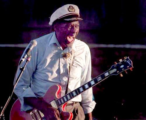 Pioneering singer, songwriter and guitarist Chuck Berry will be honored by the Rock and Roll Hall of Fame.