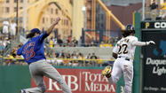 Cubs 2, Pirates 0