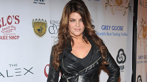Kirstie Alley Sued Over Weight-Loss Supplement