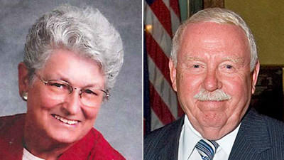 Incumbent Charlevoix County commissioner Shirlene Tripp will on Aug. 7 defend her seat from challenger George T. Lasater, longtime retired sheriff.
