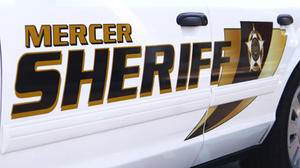 Hunt is on for burglar in Mercer County