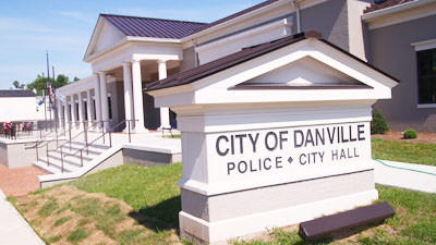 Danville showing $1.8 million surplus
