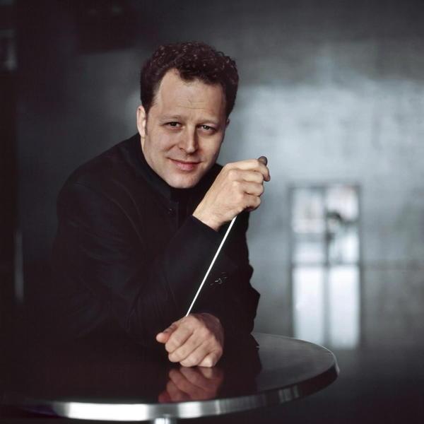 Conductor John Axelrod.