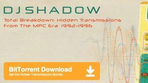 File sharing firm BitTorrent and DJ Shadow team up to make money