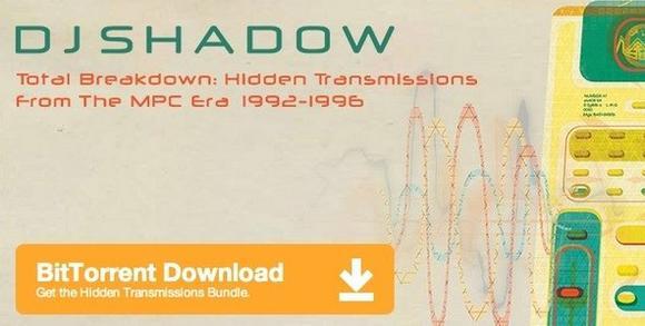DJ Shadow BitTorrent