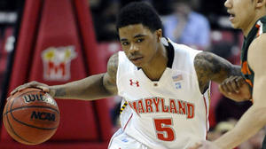 City grad and Terps wing Nick Faust set to hoop abroad