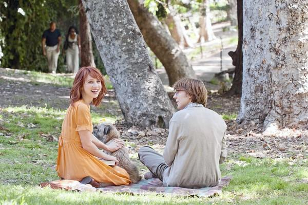 "Paul Dano and Zoe Kazan star in ""Ruby Sparks."""