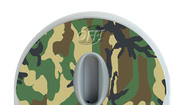 Off! Clip-On mosquito repellent in a camo design.