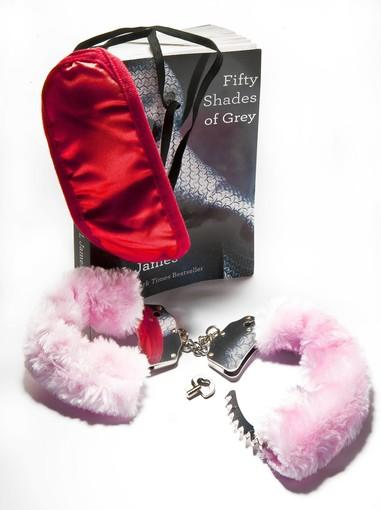 "As sales of ""Fifty Shades of Grey"" increase, so do sex-toy sales."