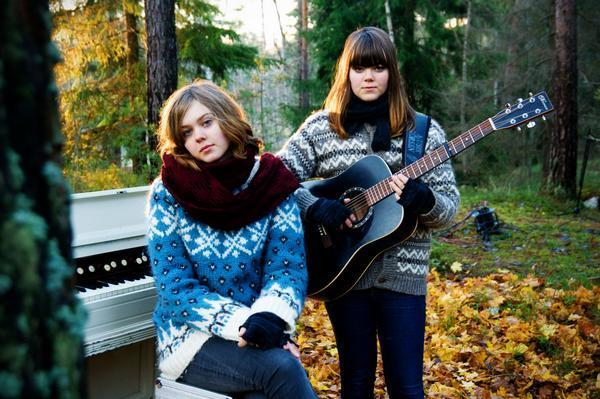 "Despite hailing from Sweden, this sister duo cranks out some mellow American southern folk. Listen to ""Emmylou"" for their nods to country/folk greats Emmylou Harris, Gram Parsons, Johnny Cash and June Carter. - Emily Van Zandt"