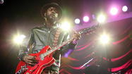 Gary Clark Jr., 3:15 p.m. Sun. at PlayStation stage