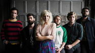 The Head and the Heart, 5:15 p.m. Fri. at Sony stage