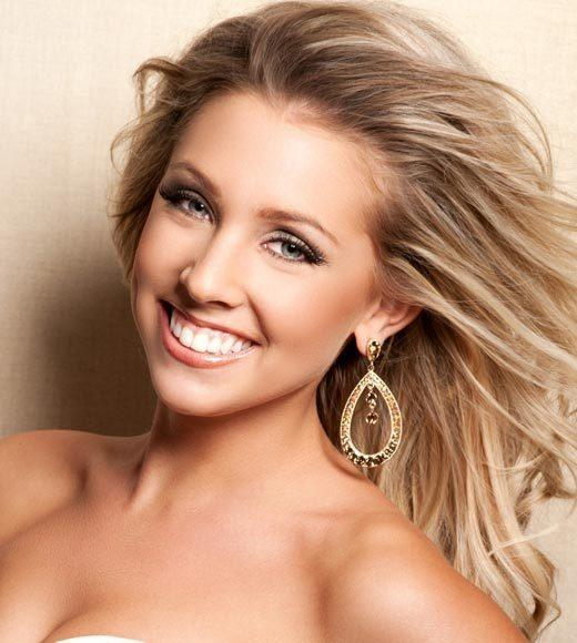 Miss Teen USA 2012 Contestants Pictures: Julia Belechak, Miss Pennsylvania Teen
