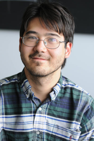 Christopher Hirata of Caltech, who was honored with a Presidential Early Career Award for Scientists and Engineers on Monday, July 23.