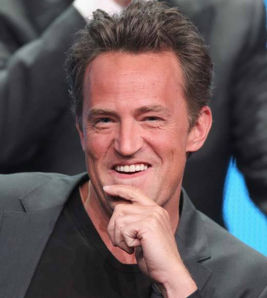 Overheard at 2012 Summer TV Press Tour: This is the room where people liked Mr. Sunshine? I wish I had just stayed in this room that whole year. -- Matthew Perry