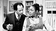 "Sherman Hemsley, who was rooted in the minds of millions of television viewers as Archie Bunker's bombastic black neighbor, George Jefferson, in""All in the Family"" and later as the star of his own long-running sitcom, ""The Jeffersons,"" has died. He was 74."