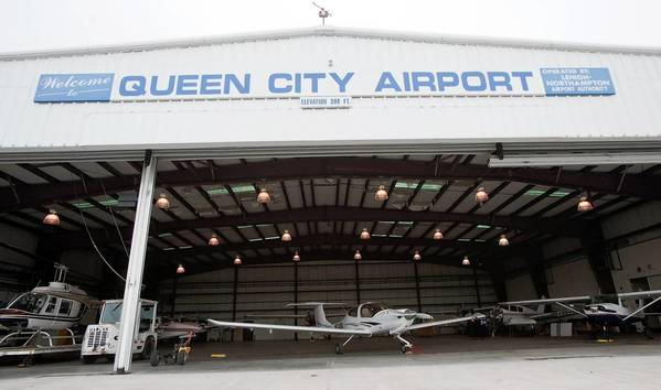 Queen City Airport in Allentown.
