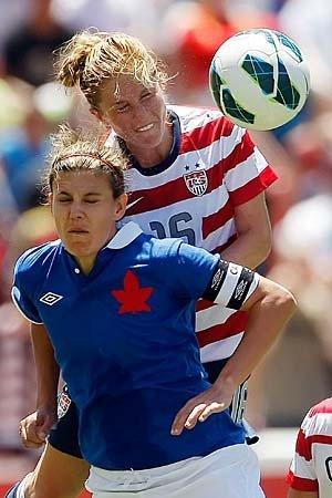 Olympics 2012: Soccer.