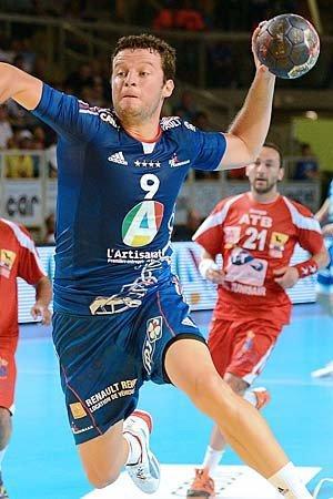 Olympics 2012: Team handball.