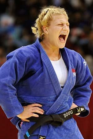 Olympics 2012: Judo