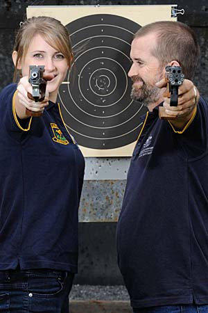Olympics 2012: Shooting.