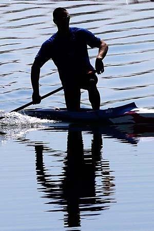 Olympics 2012: Canoe/Kayak sprint.