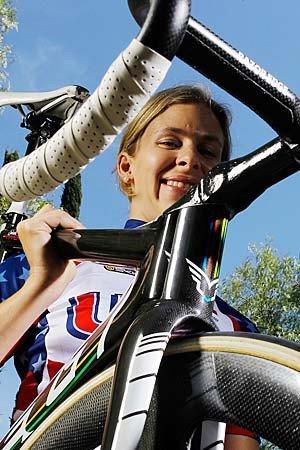 Olympics 2012: Track cycling.