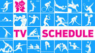2012 Summer Olympics TV schedule