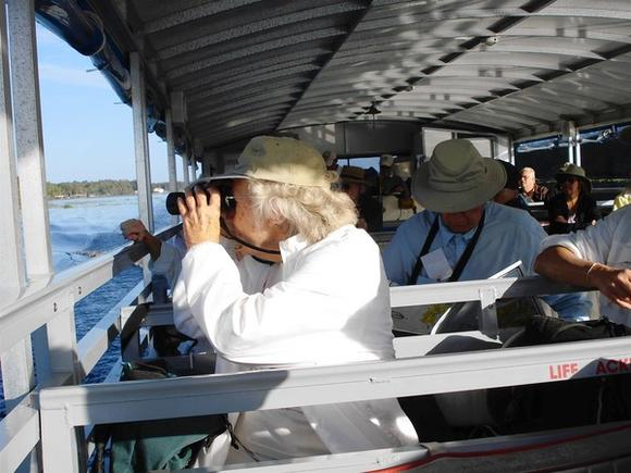 Riverkeeper Eco-Heritage Boat Trip along the St. Johns River