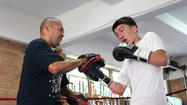 Photo Gallery: Nico Hernandez and Northside Boxing Gym