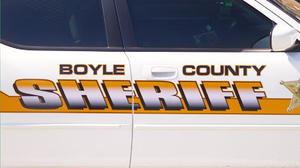 Boyle Sheriff's Department at 1985 staffing levels
