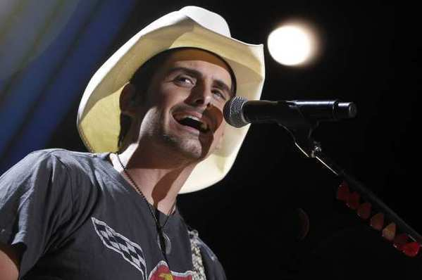 "Country musician Brad Paisley has been mentioned as a potential judge for ""American Idol."""