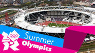 Olympics 2012 section link