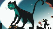 'Cat in Paris' is an elegant thriller about an elegant ... cat ★★★ 1/2
