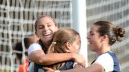 Alex Morgan, Tobin Heath,