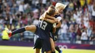 Alex Morgan, Megan Rapinoe