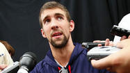 "You can take <a href=""/bal-phelps,0,4148779.storygallery"">Michael Phelps</a> out of Baltimore. You can send him to his fourth Olympics. But what does he do during his downtime?"