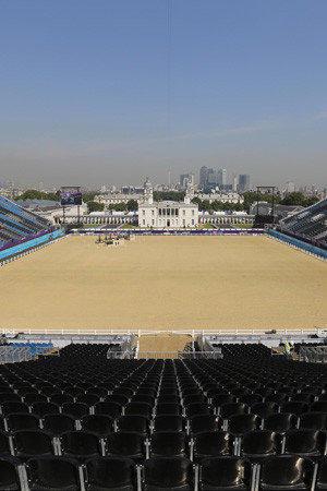 Olympics 2012: Modern Pentathlon.