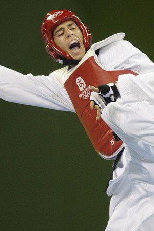 Olympics 2012: Taekwondo.
