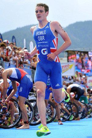 Olympics 2012: Triathlon.