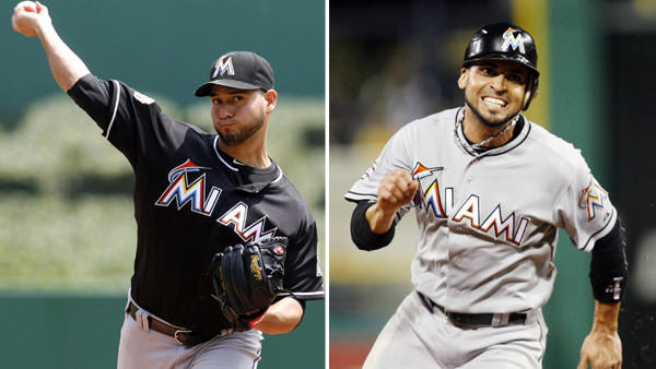 The Tigers got Marlins right-hander Anibal Sanchez, infielder Omar Infante and the No. 37 pick in 2013 draft in exchange for prospects Jacob Turner, Rob Brantly, Brian Flynn and the No. 73 pick in that draft.