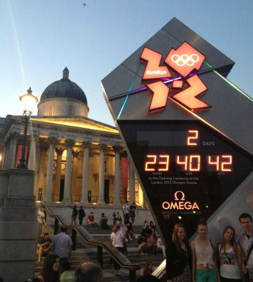 London 2012: Stunning mobile uploads from the Summer Olympics: Excited? We are. Remember the BBC #olympics2012 podcast (http://www.bbc.co.uk/podcasts/series/olympics) and to bookmark @BBC5LOX. #bbcsport --@bbc5live